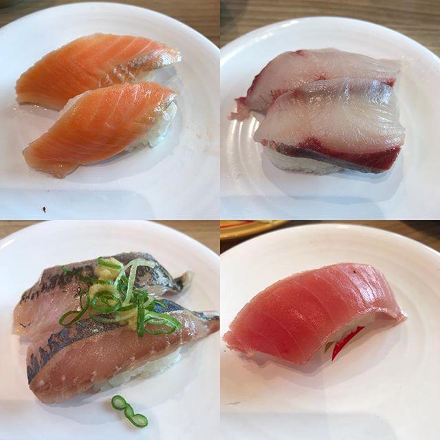 【優待ランチ】母とかっぱ寿司へ@カッパ・クリエイト