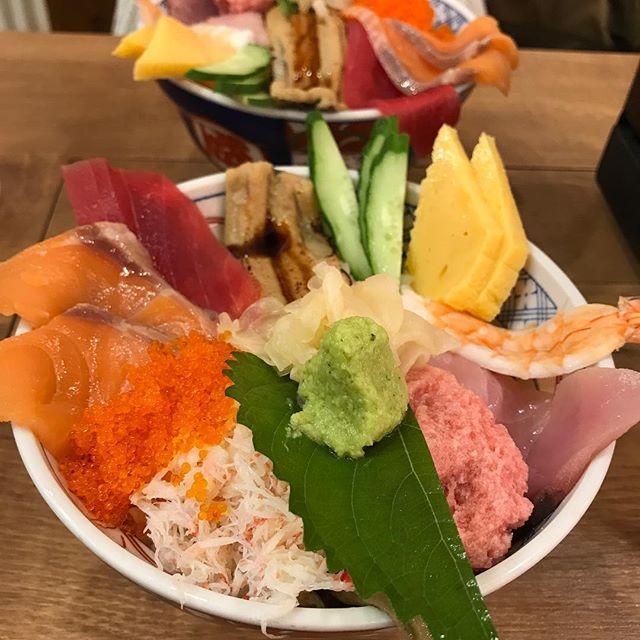 【優待ランチ】海鮮こぼれ丼を頂く!!@磯丸水産