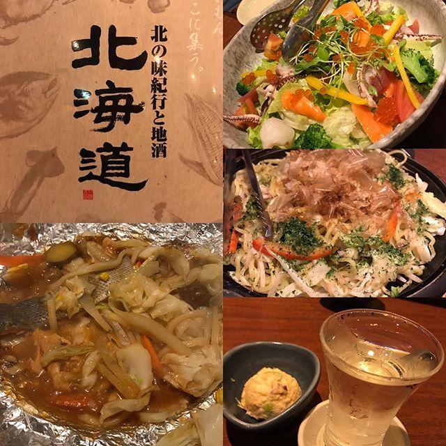 【優待ディナー】コロワイド グループ「北海道」へ