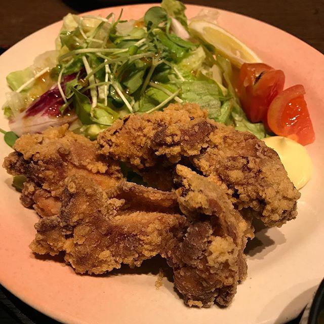 【優待ディナー】ザンギ定食とチキン南蛮定食を頂く!!@北海道 コロワイド