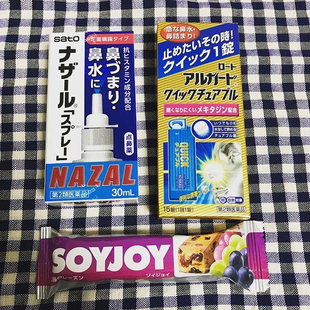 【優待薬】鼻炎関係の薬💊を買う!!@ビックカメラ