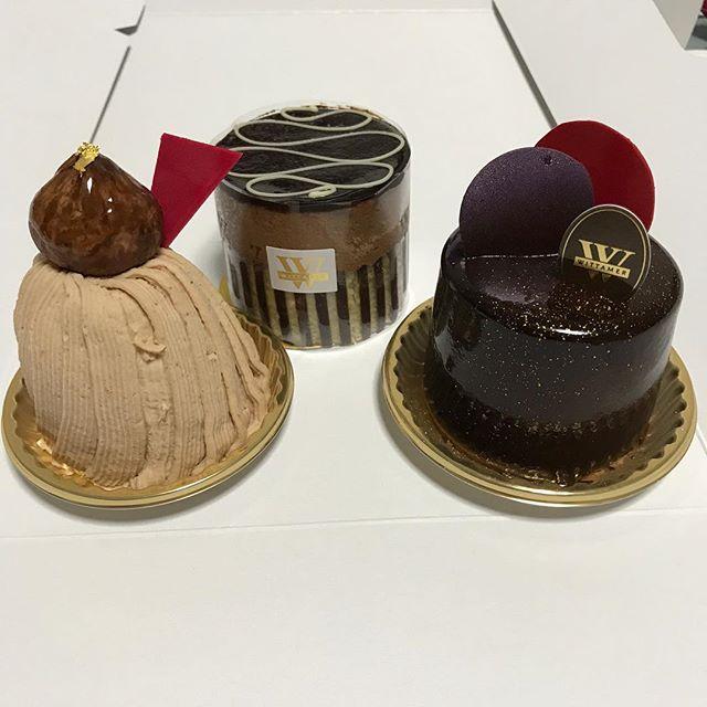 クリスマスケーキはWITTAMER@東急東横店