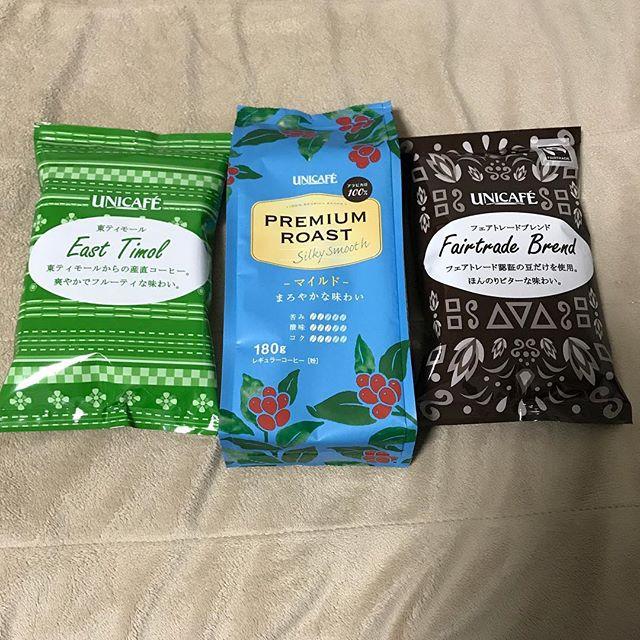 【12月クロス取引】2,000円相当のドリップコーヒー ☕️<br>(株)ユニカフェより株主優待 到着❣️