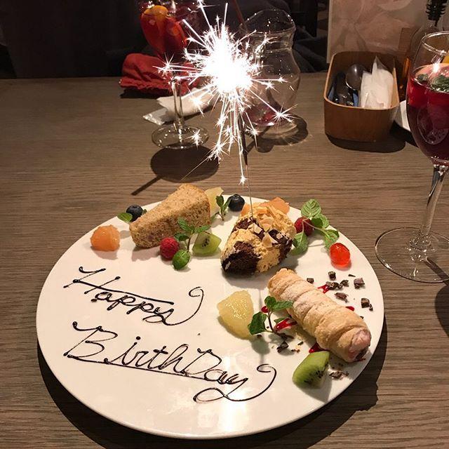 カンティーナ逗子で誕生日ディナー!!
