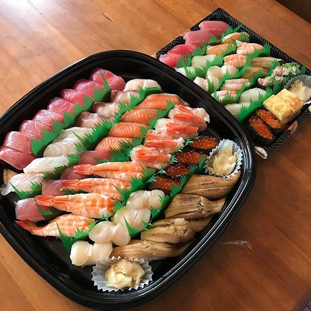 【優待ランチ】かっぱ寿司「極上にぎり4人前」「振舞にぎり3人前」お持ち帰り!!
