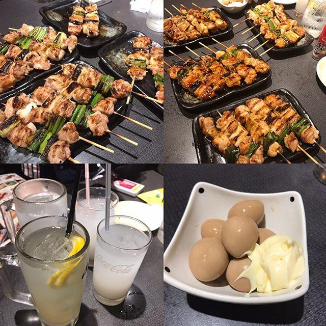 【優待ディナー】店舗限定777円ねぎ間食べ放題を食べにやきとりセンターへ