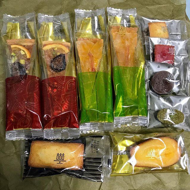 【2月優待】兵庫県物産品2,000円相当のアンリ・シャルパンティエ ガトー・キュイアソート<br>(株)MORESCOより到着しました❣️