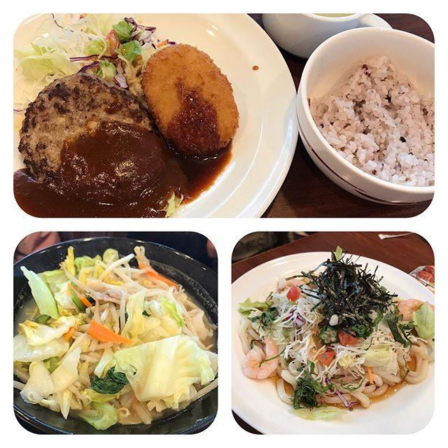 【優待ランチ】家族4人と祖母とでガスト!!
