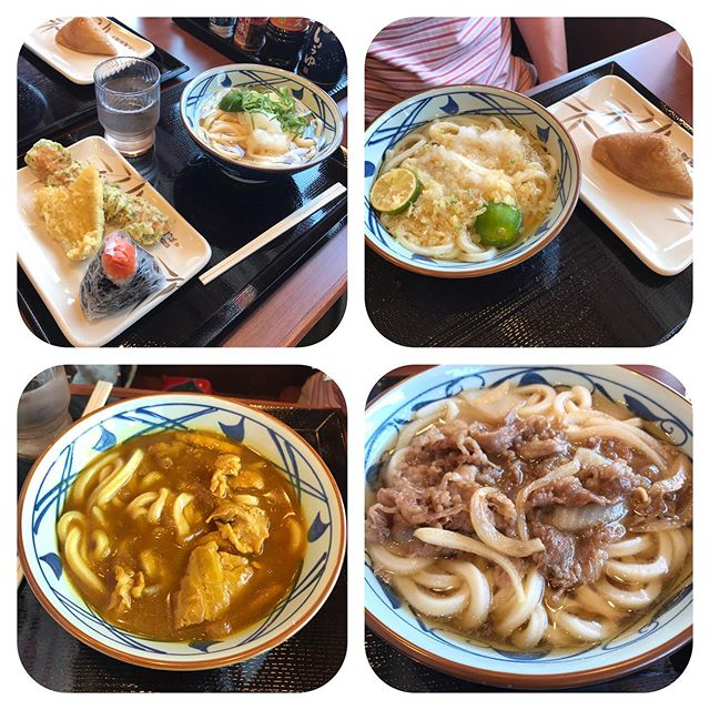 【優待ランチ】休日お昼の丸亀製麺は凄い人「肉うどん大盛り」を頂く!!