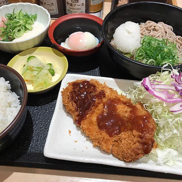 【優待ディナー】松のやで「季節の松のや御膳」を頂く❣️