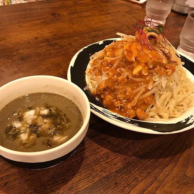 【優待ディナー】つけ麺TETSU「期間限定 冷やしニボトロつけめん 大盛」を頂く!!