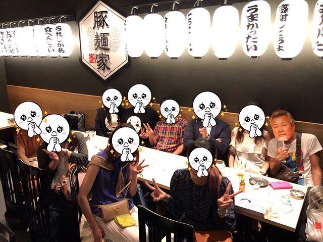 福岡旅行 最大の目的、それは 福岡裏会に出席すること