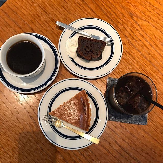 【カフェ】大森にあるPERCH COFFE(パーチコーヒー)でゆっくりと休憩
