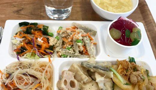 【第二本社の食堂ランチ】アンチエイジングプレート