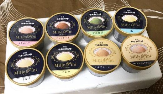【カタログギフト】ローランドDGより「栃木千本松牧場 牧場直送のこだわりアイスクリーム詰合せ」が到着しました❣️