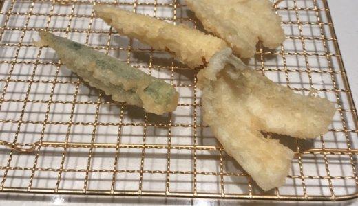 【優待ランチ】博多 天ぷら たかおで「渋谷PARCO限定 季節野菜天定食 に鱚 の天ぷら」を頂く😋