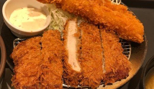 【優待ディナー】松のやで「大判ヒレかつ海老フライ定食」を頂く😋