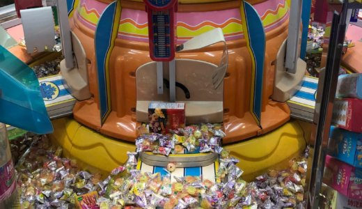 MOVIX川口で映画を観た時にもらえる半券で大爆発❣️<br>ジャックポットで大量のお菓子を頂きました❣️