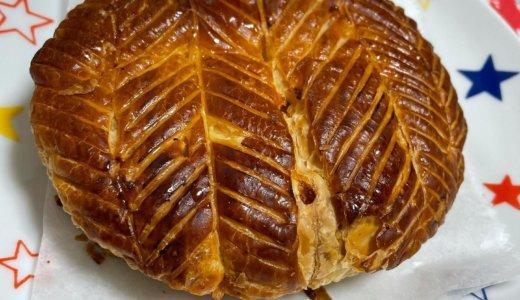 【株主優待デザート】ジャンフランソワ で「フランス🇫🇷のお正月を代表する焼き菓子 ガレット・デ・ロワ」をお持ち帰り❣️