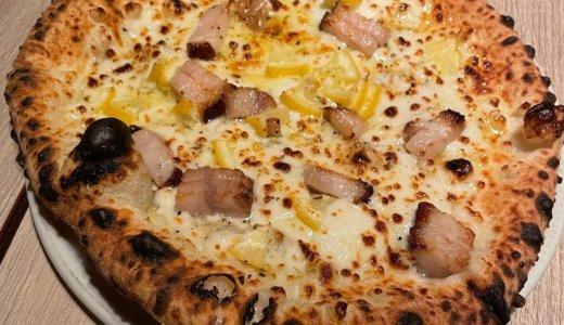 【GoToEatディナー🍽】ピッツェリアメリプリンチペッサでお洒落なピザ3枚頂く❣️